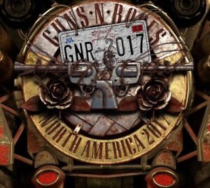 Guns and Roses ACC Oct 30th