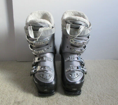 Atomic 70 Women's Custom Comfort T2 Liner Therm-ic Ski Boots Size 23.5 / 24.0
