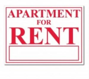 2 Bedroom apt available March 1st