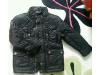 Boys coat size 4-5 years