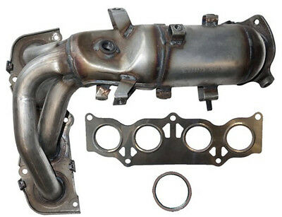2002 2003 2004 2005 2006 Toyota Camry 2.4 Catalytic Converter Manifold + Gasket