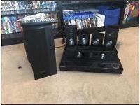 Samsung Blu Ray Surround Sound System