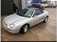 2001 Mgf convertible only 44k 12 months mot