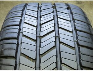 Used Tires Type A 245/45R19 GOODYEAR RUNFLAT 70% Tread left