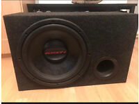 1000 watt rms Orion sub and 6x9 JBL speakers