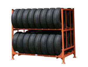 Wanted Tire Rack
