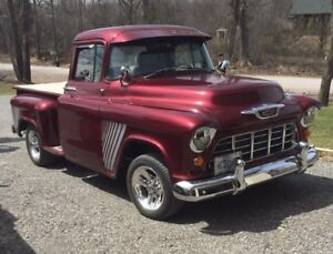 Awesome 1957 Chev Pick Up