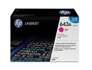 Original HP Q5953A Magenta Toner Cartridge