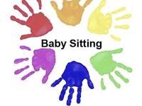 Baby sitter in Birmingham,Edgbaston with DBS!