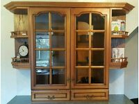 Kitchen cabinet (REDUCED PRICE FOR QUICK SALE)
