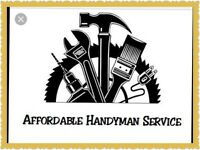 Handyman specializing in Quality Finishing and Services