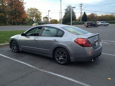 SPOILER for NISSAN ALTIMA FACTORY STYLE PAINTED Lifetime Warranty ALL COLORS