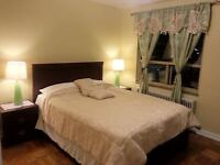 FURNISHED 1 BEDROOM APARTMENT; WEEKLY AND MONTHLY RENTAL