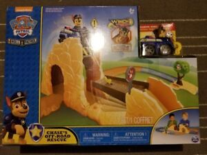 Paw Patrol Chase Off Road Rescue