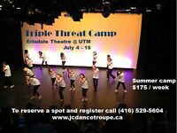 2016 Musical Theatre Camp @ University of Toronto Mississauga