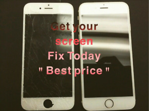 iPhone Screen Repair. We Come To You. Best Price Starting @ $55