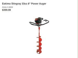 Eskimo auger for sale