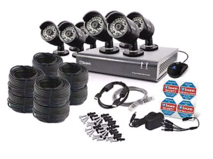 Swann AHD DVR8-4400 8 Ch 720p 1TB HDD 8xPRO-A850 Cameras Keysborough Greater Dandenong Preview