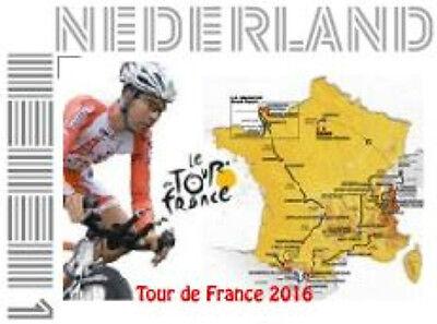 Paises Basos 2016 Tour de Francia ciclismo nuevo s
