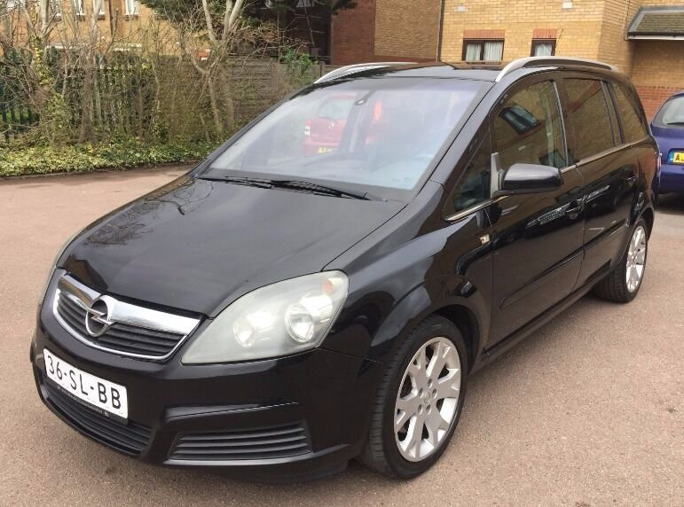 lhd left hand drive opel zafira 1 9 cdti cosmo 7 seater. Black Bedroom Furniture Sets. Home Design Ideas