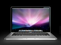 Macbook Pro, Air & Windows 7, 10 Laptops in Excellent Condition!