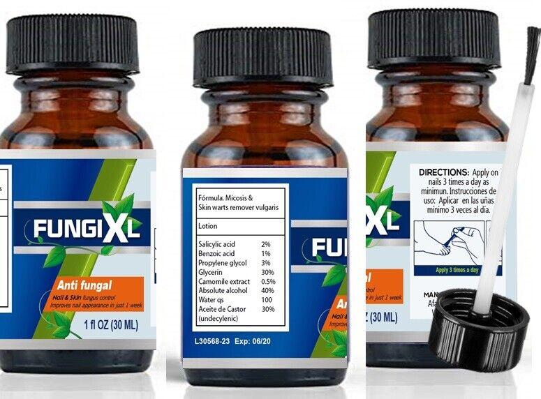 Anti Fungal Nail Treatment Liquid Toe Nail Finger Fungus Onychomycosis Thickened 5