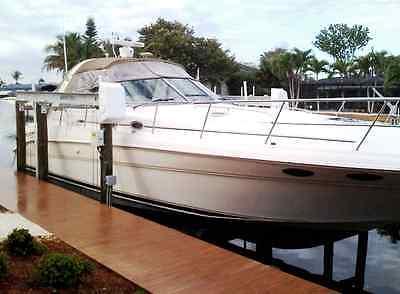 Boat Lift New With Warranty Premium Aluminum!   24K GP Model Boatlift