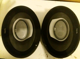 Infinity ref car audio speakers