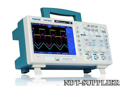 Dso5102b Digital 100mhz 1gss 2 Channel Usb 7 Lcd Oscilloscope Scopemeter