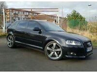 Audi a3 2.0tdi sline