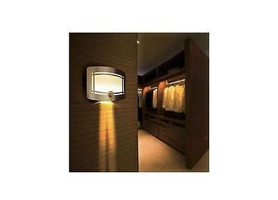 Sentik 10 LED Motion Activated LED Wireless Wall Light Hallway Staircase Cabinet