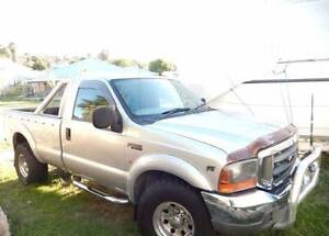 2001 Ford F250 XLT **12 MONTH WARRANTY** West Perth Perth City Area Preview