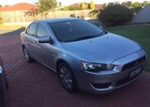 2011 Mitsubishi Lancer Sedan **12 MONTH WARRANTY** West Perth Perth City Area Preview