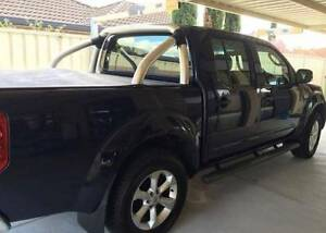 2013 Nissan Navara ST West Perth Perth City Area Preview