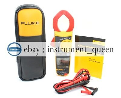 Fluke 319 Digital Clamp Meter W Case 6000 Count Brand New F319