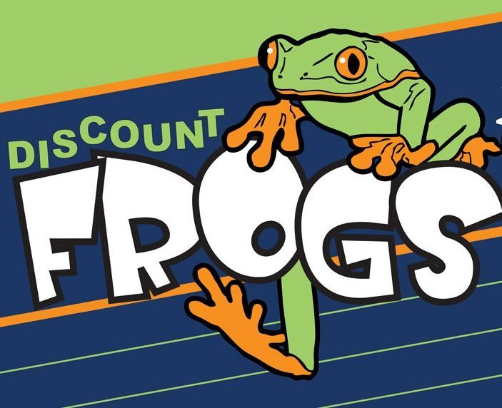 Discount Frogs