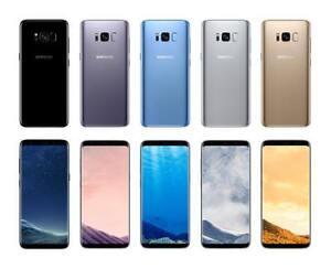 Brand New Samsung Galaxy S8 and S8 Plus 64GB Factory Unlocked Sale