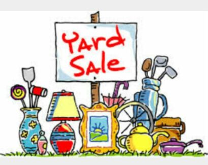 Garage  / Yard  sale  South Windsor Hawkesbury Area Preview