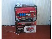 Brand New Wurzburg Professional Petrol Generator W-8500 8.5kva 220v/380v £195 can deliver