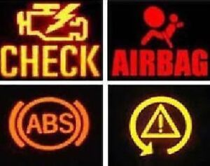 Need your check engine, ABS, airbag light checked??