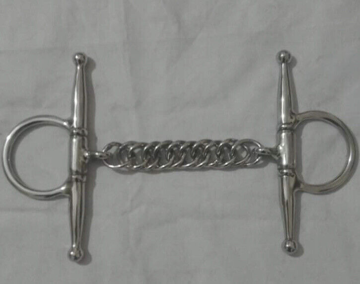 Chain Full Cheek Pony Sizes