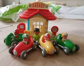 Happyland Garage