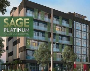 Sage Platinum - New Waterloo Student Condos - VIP Pricing