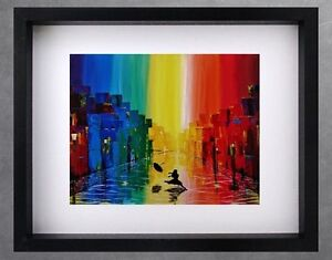 Beautifully Framed Print - Art