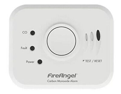 Fire Angel W2-CO-10XQ Carbon monoxide alarm wireless interlink wi-safe 2