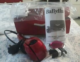 Babyliss curl secret simplicity gift set