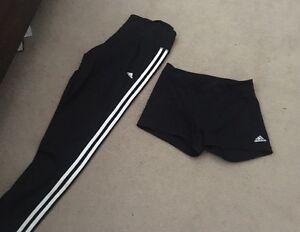 Adidas tights & shorts Harrington Park Camden Area Preview