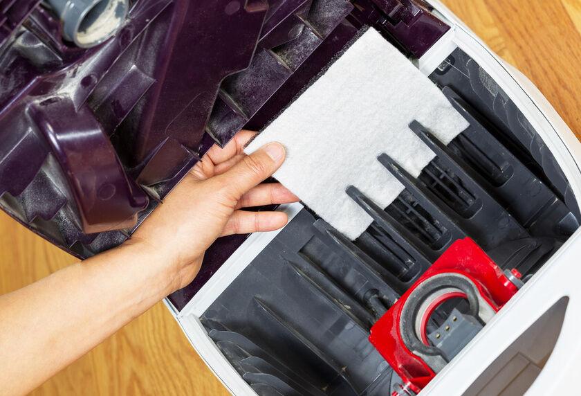 DIY: So basteln Sie sich Staubsaugerbeutel selbst