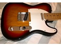 Wanted Squier tele telecaster in good condition