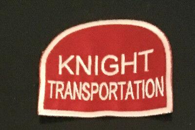 Knight Transportation Truck Driver Patch 2 1 8 X 3 1 4  3300